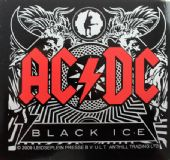 AC/DC - 'Black Ice' Sticker